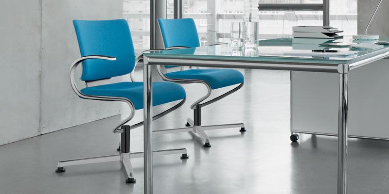Konferenzst hle besucherstuhl g nstig online kaufen for Konferenzstuhl design