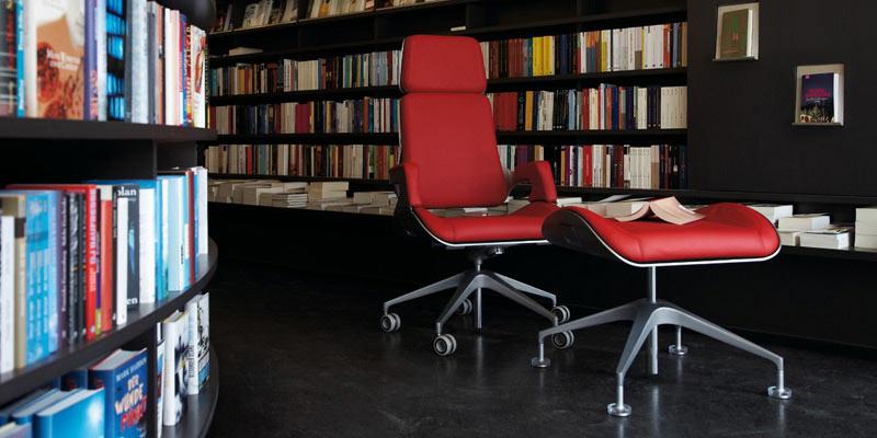 Bürostühle Interstuhl Silver