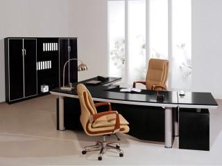 Winkelschreibtisch Teramo & Sideboard - Artikelnummer BM0628