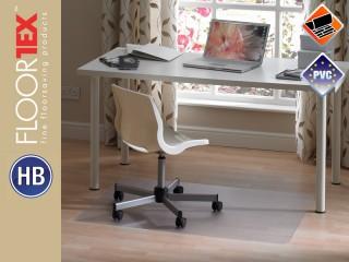Cleartex Valuemat PVC Schutzmatte für Hartböden von Floortex