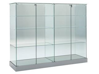 sammlervitrine glas f r ihre sch tze vei kaufen. Black Bedroom Furniture Sets. Home Design Ideas