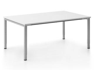 h henverstellbare schreibtische und steh sitz tische. Black Bedroom Furniture Sets. Home Design Ideas
