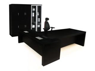 Schreibtisch Savona und Aktenschrank
