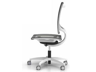 Bürostuhl bloss low von mobica mit Armlehnen