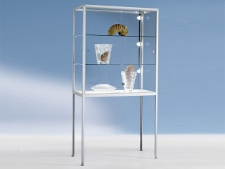 glasvitrine g nstig kaufen bei jourtym. Black Bedroom Furniture Sets. Home Design Ideas