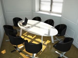konferenztische besprechungstische g nstig kaufen. Black Bedroom Furniture Sets. Home Design Ideas