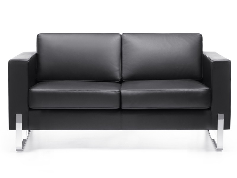 ledersofa schwarz 2sitzer kunstleder sofa schwarz sofa sitzer sofa kunstleder schwarz with sofa. Black Bedroom Furniture Sets. Home Design Ideas