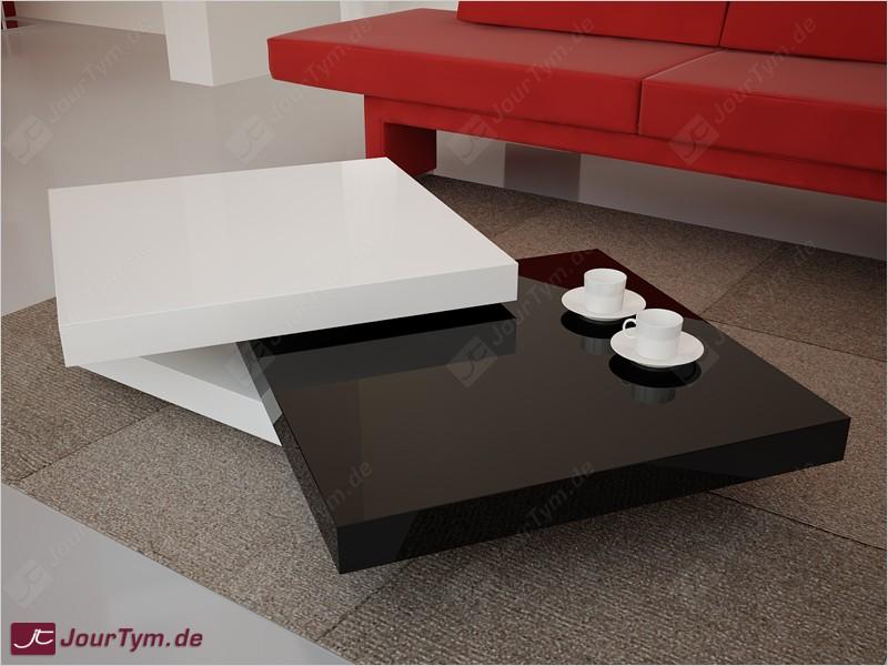 design couchtisch ares wei schwarz. Black Bedroom Furniture Sets. Home Design Ideas