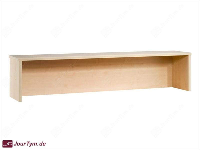 thekenaufsatz wb16 f r schreibtische 160x80 cm. Black Bedroom Furniture Sets. Home Design Ideas