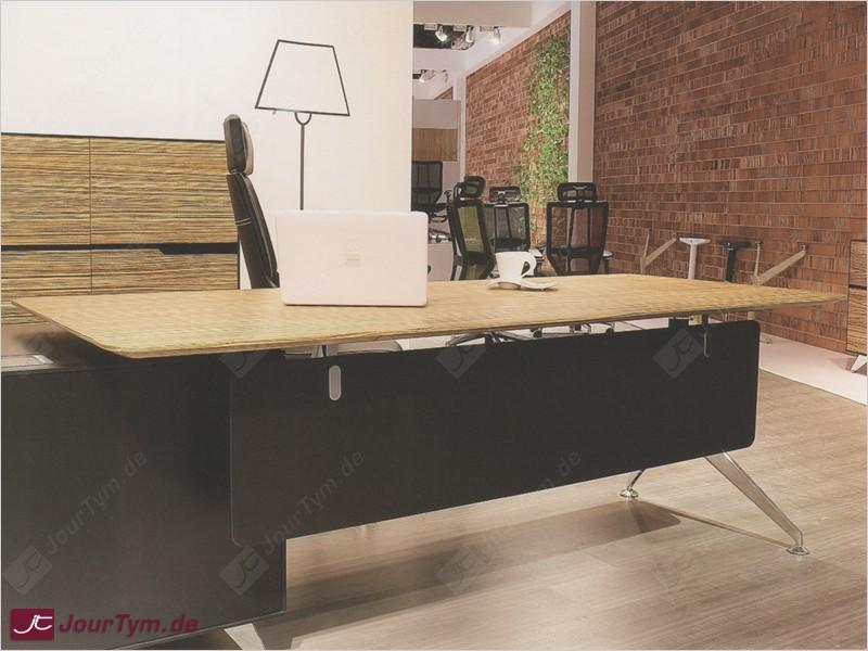 Design chef schreibtisch milano l zebrano for Schreibtisch container design
