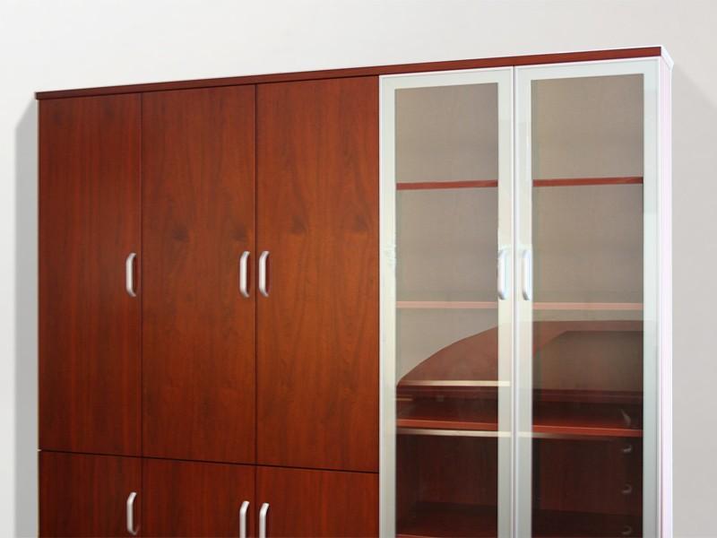 b rom bel komplettset schreibtisch mit aktenschrank. Black Bedroom Furniture Sets. Home Design Ideas