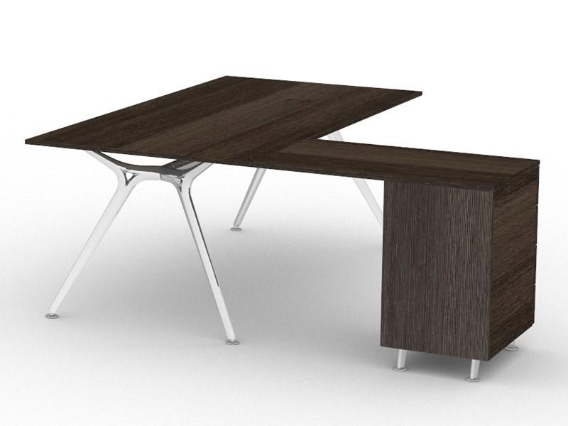 Schreibtisch b ro modern zum besten preis bei for Schreibtisch container design