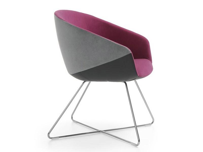 Besucherstuhl design g nstig online bei kaufen for Besucherstuhl design