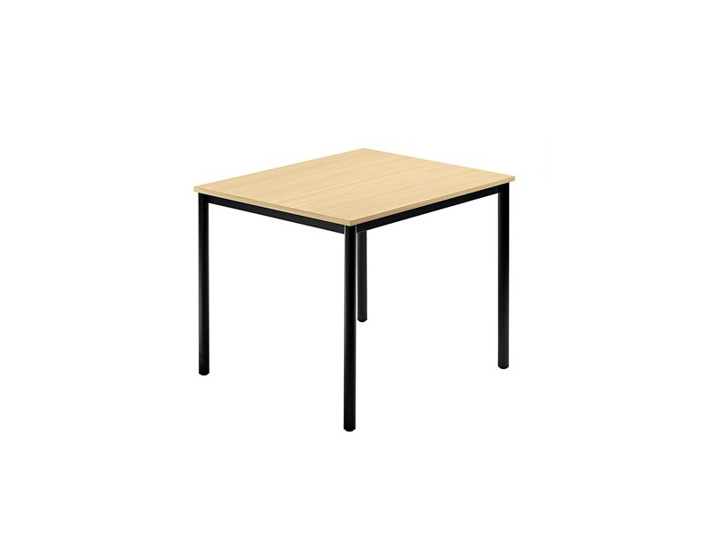 besprechungstisch hammerbacher vdr08 tischplatte 80 x 80cm. Black Bedroom Furniture Sets. Home Design Ideas