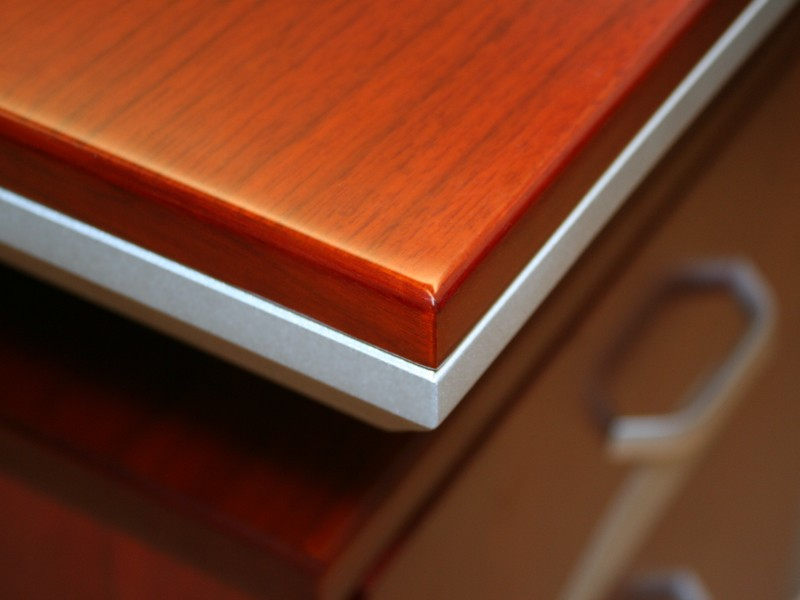 Schreibtisch L Form | Eckschreibtisch Holz günstig kaufen