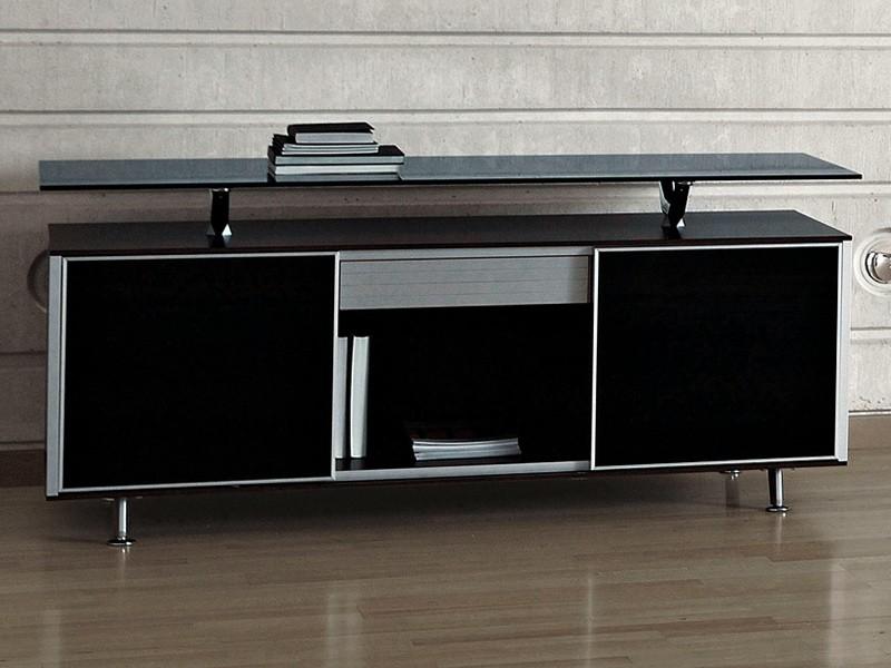 b rom bel arkitek schreibtisch mit sideboard. Black Bedroom Furniture Sets. Home Design Ideas