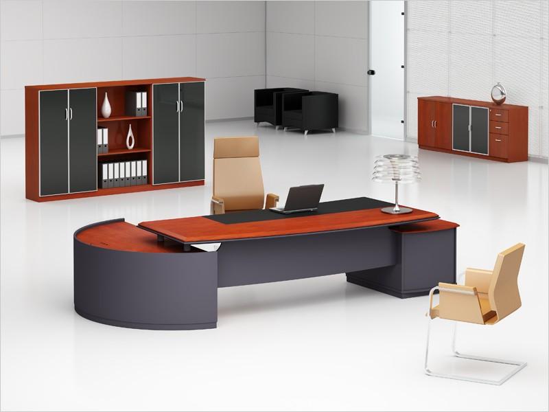 Schreibtisch Massiv U0026 Aktenschrank   Artikelnummer BM1152