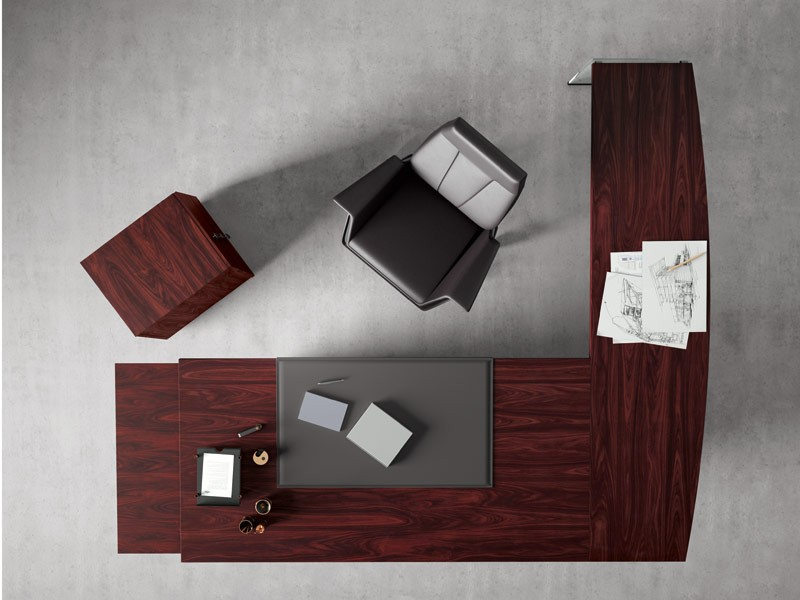 design schreibtisch in bester qualit t online kaufen. Black Bedroom Furniture Sets. Home Design Ideas