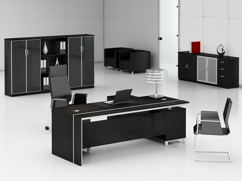 ergonomischer schreibtisch komplettb ro g nstig foggia. Black Bedroom Furniture Sets. Home Design Ideas