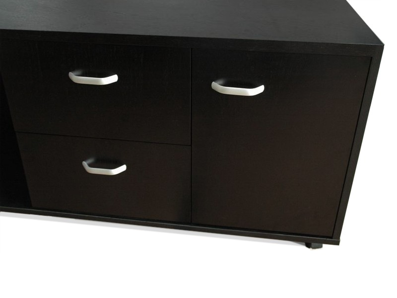 schreibtisch kombination tisch sideboard prato g nstig. Black Bedroom Furniture Sets. Home Design Ideas
