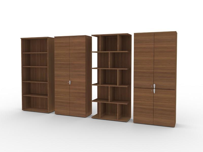 Büroschrank Design für jeden Bedarf bei JourTym.de kaufen