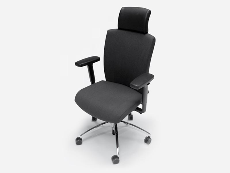 b rostuhl okay mit polsterr cken online bei jourtym bestellen. Black Bedroom Furniture Sets. Home Design Ideas