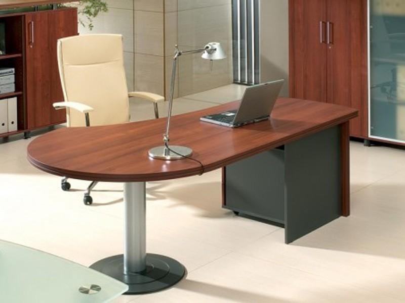 Chef schreibtisch dyplomat 2110x1150 mm for Schreibtisch chef