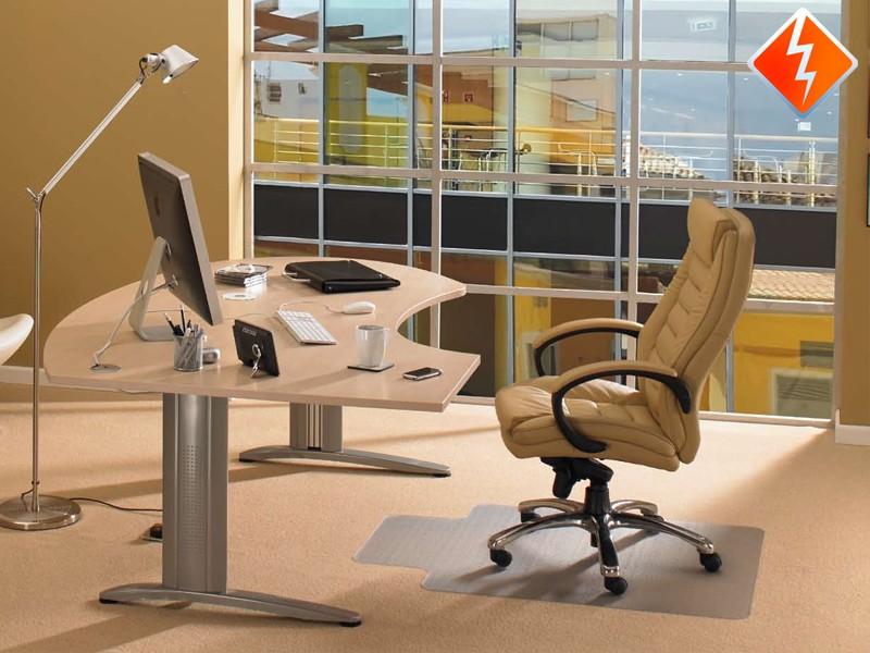 floortex cleartex computex anti static matte. Black Bedroom Furniture Sets. Home Design Ideas