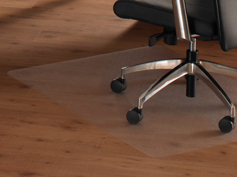 cleartex ultimat bodenschutzmatte hartb den floortex. Black Bedroom Furniture Sets. Home Design Ideas