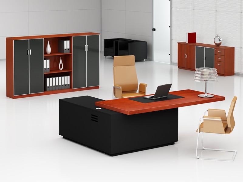 Computerecktisch | Büromöbel Winkelschreibtisch Imola