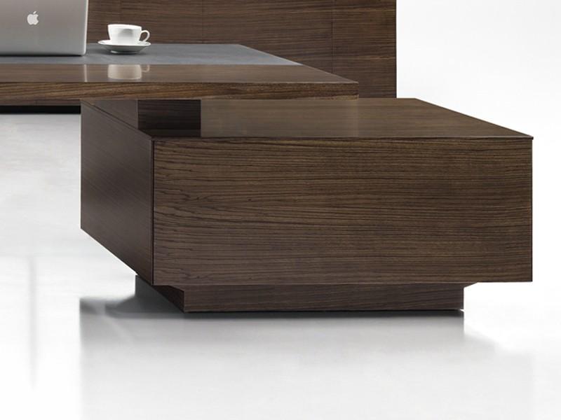 Design Chef-Schreibtisch Ancona Zebrano