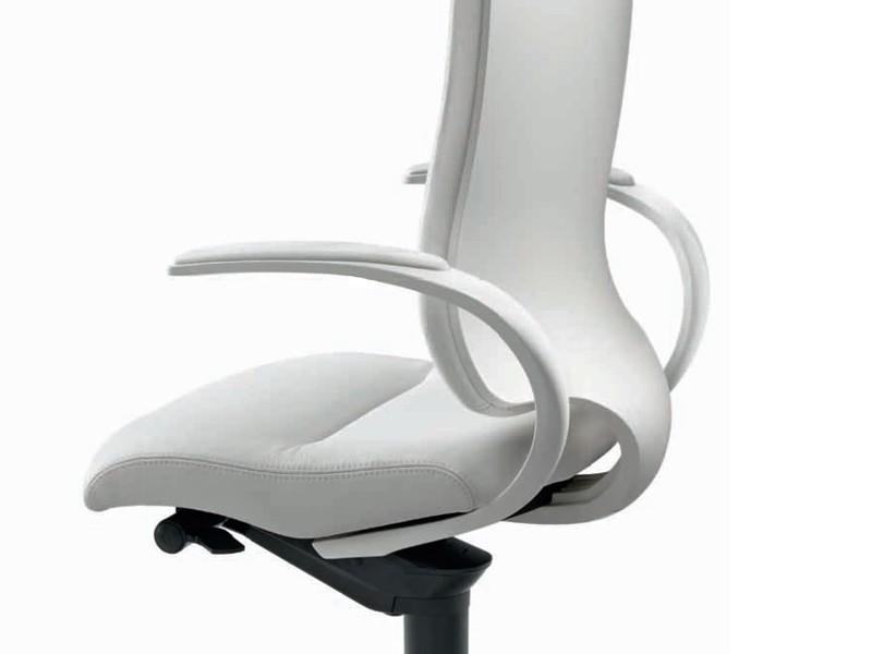 drehstuhl dauphin intouch it 54105 white edition. Black Bedroom Furniture Sets. Home Design Ideas