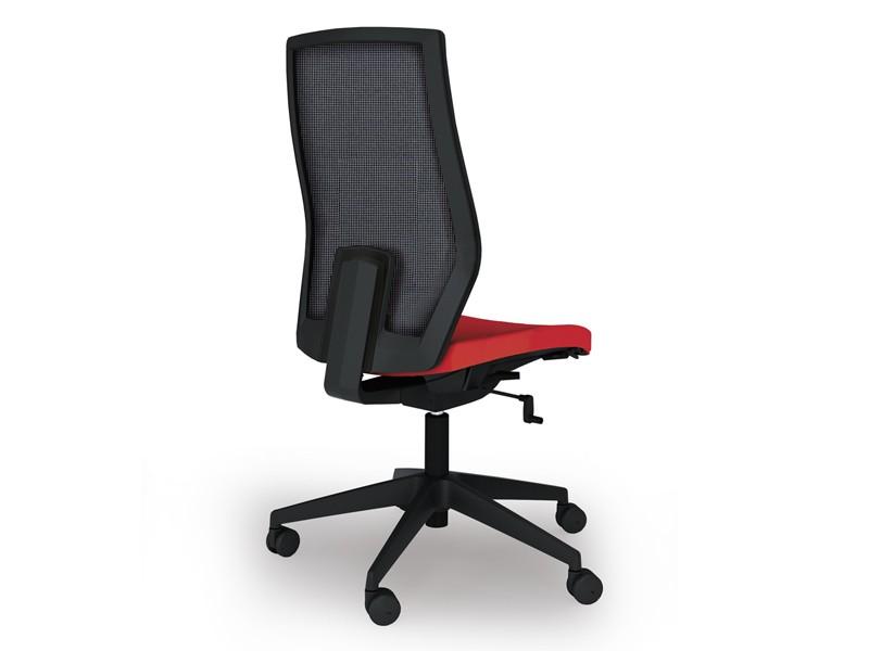 k nig neurath jet ii schreibtischstuhl mit netzr cken bei. Black Bedroom Furniture Sets. Home Design Ideas