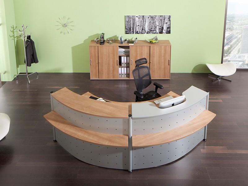 Ergonomische Tischsysteme, Schrankwandsysteme und Büromöbel ...
