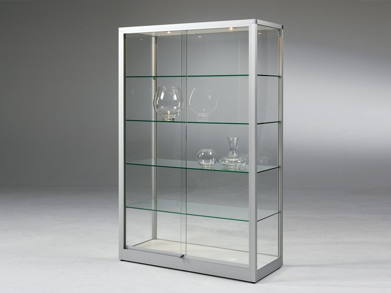 glasvitrine g nstig bei jourtym b rom bel. Black Bedroom Furniture Sets. Home Design Ideas