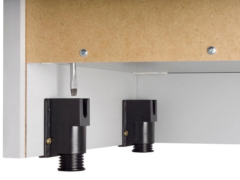 rollladenschrank vset50 5oh hammerbacher abschlie bar. Black Bedroom Furniture Sets. Home Design Ideas