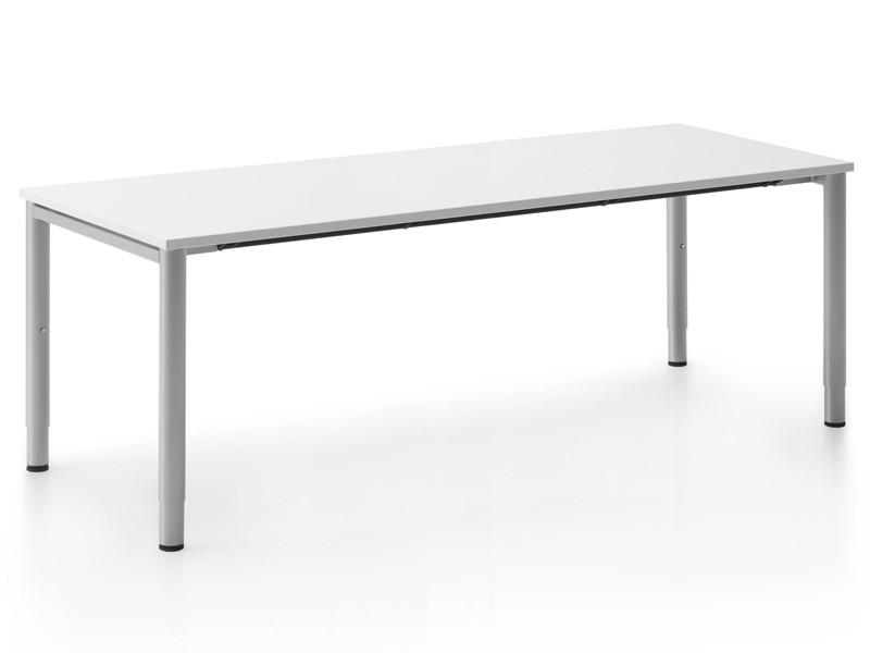 Höhenverstellbarer Schreibtisch Manuell Rohde Grahl Xio Jourtym