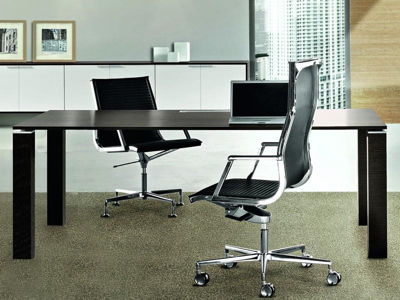Schreibtisch Chefbüro Jet Bralco | JourTym Büromöbel