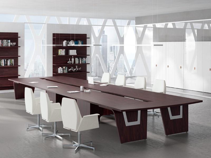 Konferenztisch 10 personen und mehr bei kaufen for Konferenztisch design