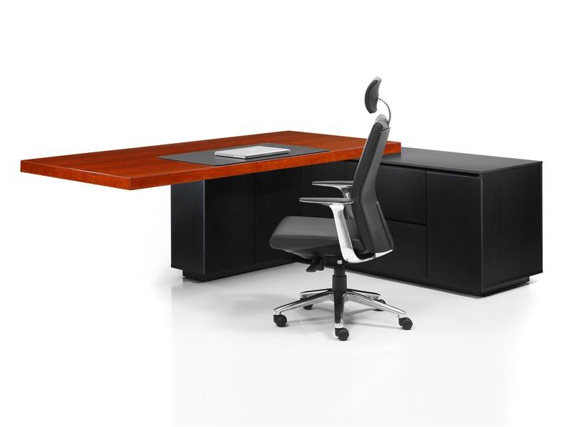 Eckschreibtisch  Eckschreibtisch Büromöbel | Bürotisch Ecke Imola günstig