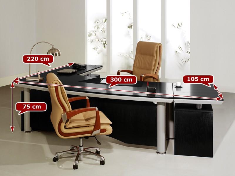 eckschreibtisch g nstig winkelschreibtische bestellen. Black Bedroom Furniture Sets. Home Design Ideas