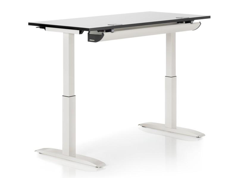 Rohde Grahl Xio Move M Schreibtisch Höhenverstellbar, 120 Cm Breit ...