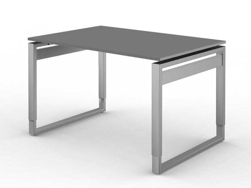 Schreibtisch 120x80 Weiß Kerkmann 4030