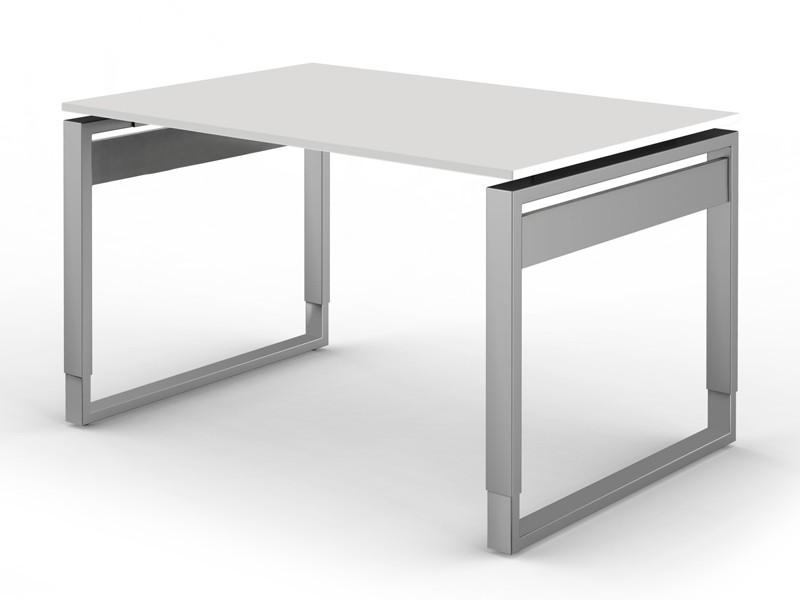 schreibtisch 120x80 wei kerkmann 4030 jourtym b rom bel. Black Bedroom Furniture Sets. Home Design Ideas