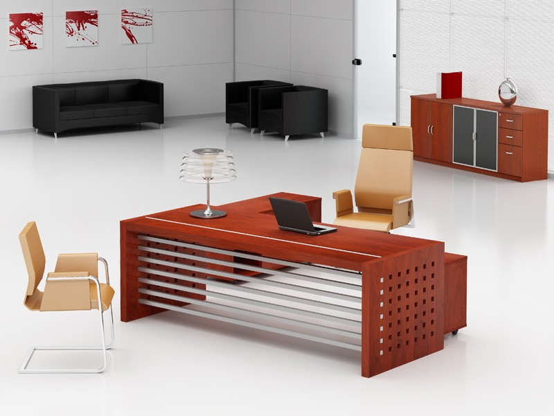 schreibtisch angebot design b rotisch monza g nstig. Black Bedroom Furniture Sets. Home Design Ideas