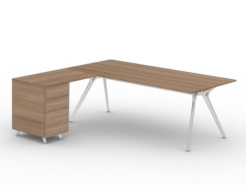 Schreibtisch b ro modern zum besten preis bei for Schreibtisch zum zusammenklappen
