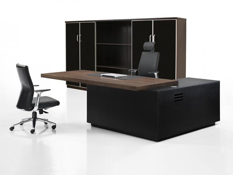 Büromöbel design  Chef Büro | Büromöbel Schreibtisch Winkelkombination