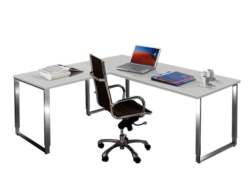 Arbeitszimmer schreibtisch kerkmann h henverstellbar for Schreibtisch gestell
