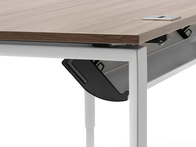 Schreibtisch Höhenverstellbar 140 Cm Rohde Grahl Xio Jourtym Büromöbel
