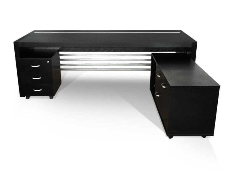 arbeitszimmer m bel schreibtisch aktenschrank prato. Black Bedroom Furniture Sets. Home Design Ideas